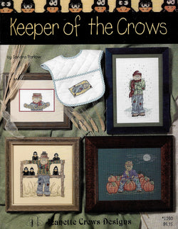 Jeanette Crews Keeper of the Crows cross stitch patten