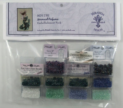 Mermaid Perfume MD173 Embellishment Pack