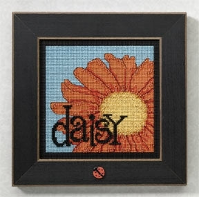 Mill Hill Daisy MH14-9103 beaded cross stitch kit