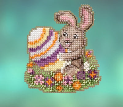 Mill Hill Egg-ceptional 18-2012 beaded cross stitch kit