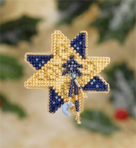 Mill Hill Shining Star (2007) 18-7305 beaded cross stitch kit