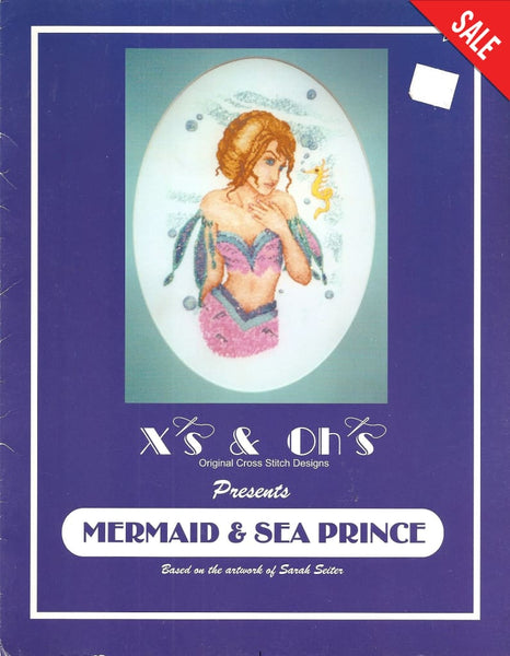 Mermaid & Sea Prince Pattern Pattern