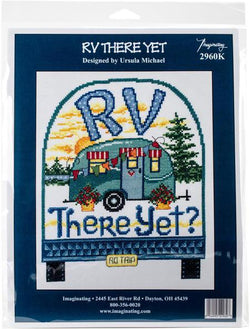Imaginating RV There Yet 2960 cross stitch pattern