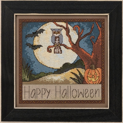 Mill Hill Sticks Happy Halloween ST15-2013 halloween beaded cross stitch kit
