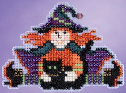 Mill Hill Wacky Wendy (2015) 18-5201 beaded kit