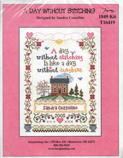 A Day Without Stitching Kit - Sandra's Stitch Stash