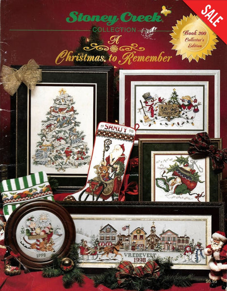 A Christmas to Remember BK200 pattern