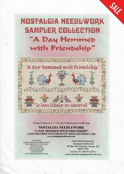 A Day Hemmed with Friendship pattern