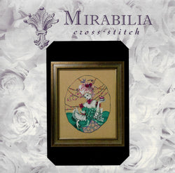 Mirabilia Bakers Wife Part 1 MD166 cross stitch pattern