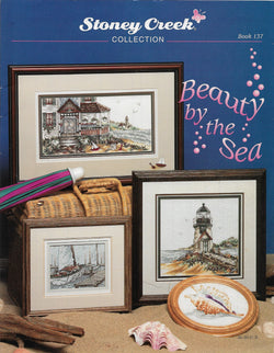 Stoney Creek Beauty by the Sea BK137 cross stitch pattern