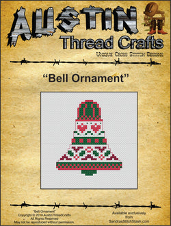 Bell Ornament pattern