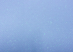 Aida 14ct 18x21 Blue Blizzard Fabric