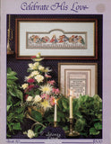 Stoney Creek Celebrate His Love BK30 religious cross stitch pattern