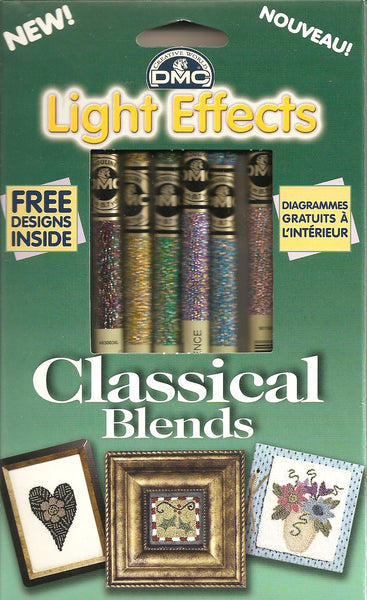 DMC Floss Classical Blends Metallics