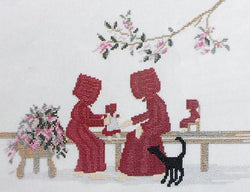 Diane Graebner Dolly's Day DGX-027 Amish cross stitch pattern