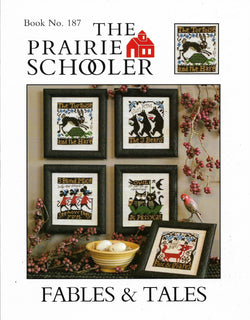Prairie Schooler Fables & Tales 187 cross stitch pattern