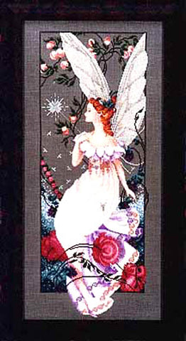 Mirabilia Fairy Flory Nora Corbett MD-7 cross stitch pattern