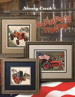 Stoney Creek Farmer's Pride BK507 cross stitch pattern