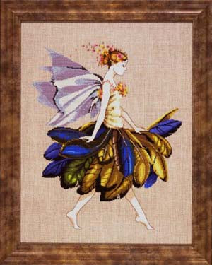 Feather Fairy MD-83 pattern
