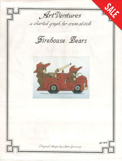 Firehouse Bears Pattern Pattern