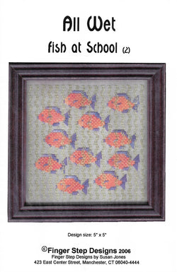 Fish at School pattern