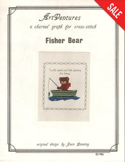 Fisher Bear Pattern Pattern