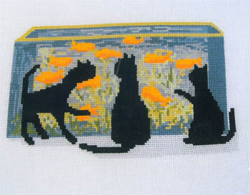 Diane Graebner Fish Fishy DGX-194 cross stitch pattern