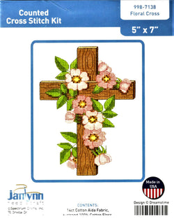Floral Cross Kit