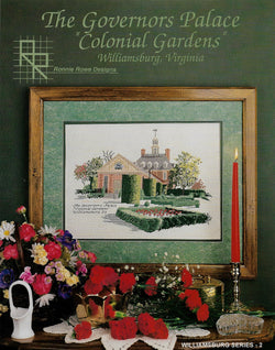 "The Governors Palace ""Colonial Gardens"" pattern"