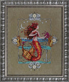 Mirabilia Gypsy Mermaid MD126 cross stitch pattern