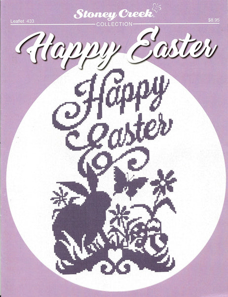 Stoney Creek Happy Easter LFT433 cross stitch pattern