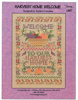 Harvest Home Welcome pattern