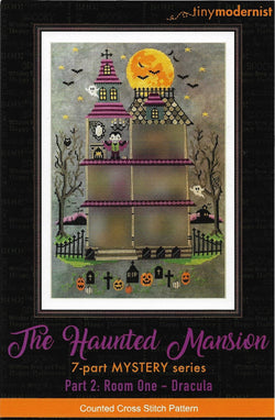 The Haunted Mansion Part 2 pattern