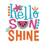 Hello Sunshine pattern