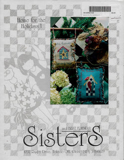 Sisters and Best Friends Home for the Holidays 1 cross stitch pattern