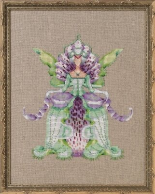 Nora Corbett Imperial Lady D NC269 cross stitch pattern