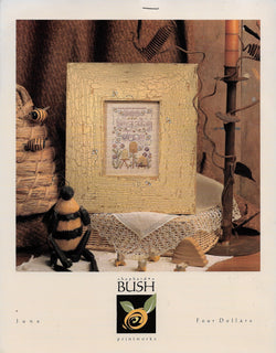 Shepherds Bush June cross stitch pattern