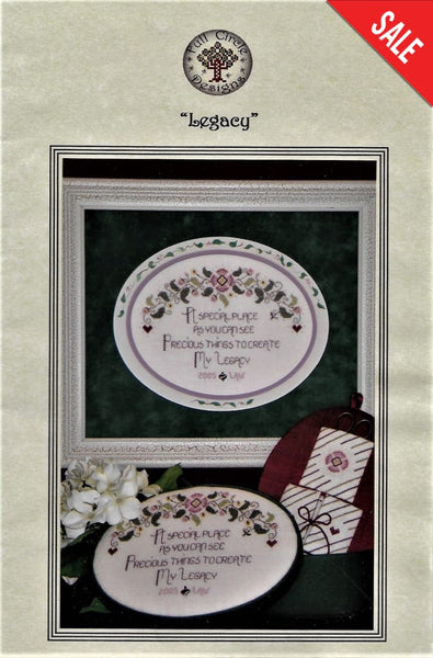 Full Circle Design Legacy Cross Stitch Pattern