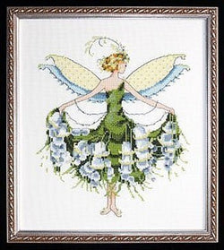 Nora Corbett Lilly of the Valley NC129 cross stitch pattern