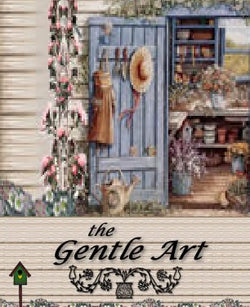 The Gentle Art hand-dyed floss