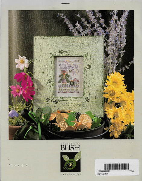 Shepherds Bush March Cross stitch pattern