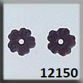 Mill Hill 12150 Very Petite Flower Matte Medium Amethyst