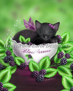Mini Blackberry Kitten pattern