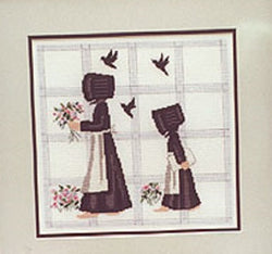 Diane Graebner Mom's Day Out DGX-055 cross stitch pattern