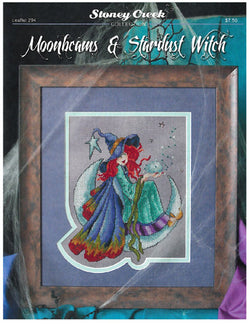 Stoney Creek Moonbeams & Stardust LFT294 cross stitch pattern