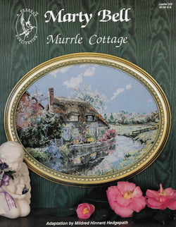 Pegasus Marty Bell Murlle Cottage cross stitch pattern