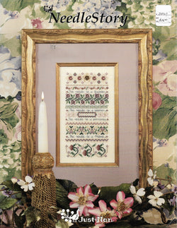 Just Nan NeedleStory cross stitch pattern