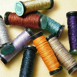 Kreinik #4 Very Fine Braid for cross stitch