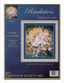 Kustom Krafts Revelation 99633 cross stitch pattern