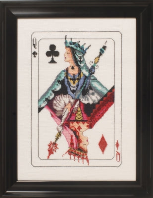 Mirabilia Royal Games II MD-154 victorian cross stitch